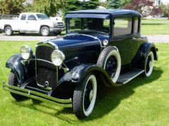 1929 Dodge Brothers Coupe