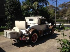 more 1929 Chrysler Roadster