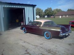 My 58 Packard Hawk