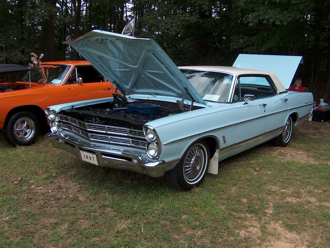 1967 Ford Galaxie 500 4 Dr Hardtop