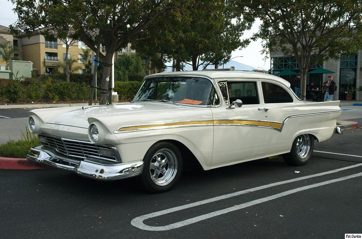 Ford Post War Antique Automobile Club Of America Discussion Forums Wiring Diagram 1953 Customline Tudor 1957 2 Door Sedan White Fvl