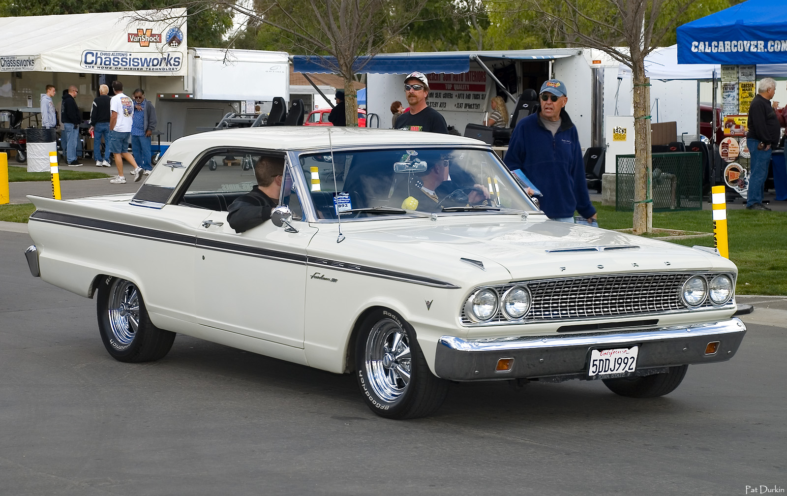 1963 Ford Fairlane 500 HT