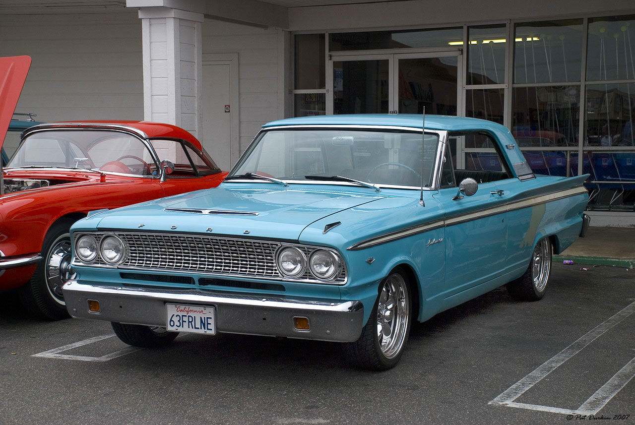 1963 Ford Fairlane HT