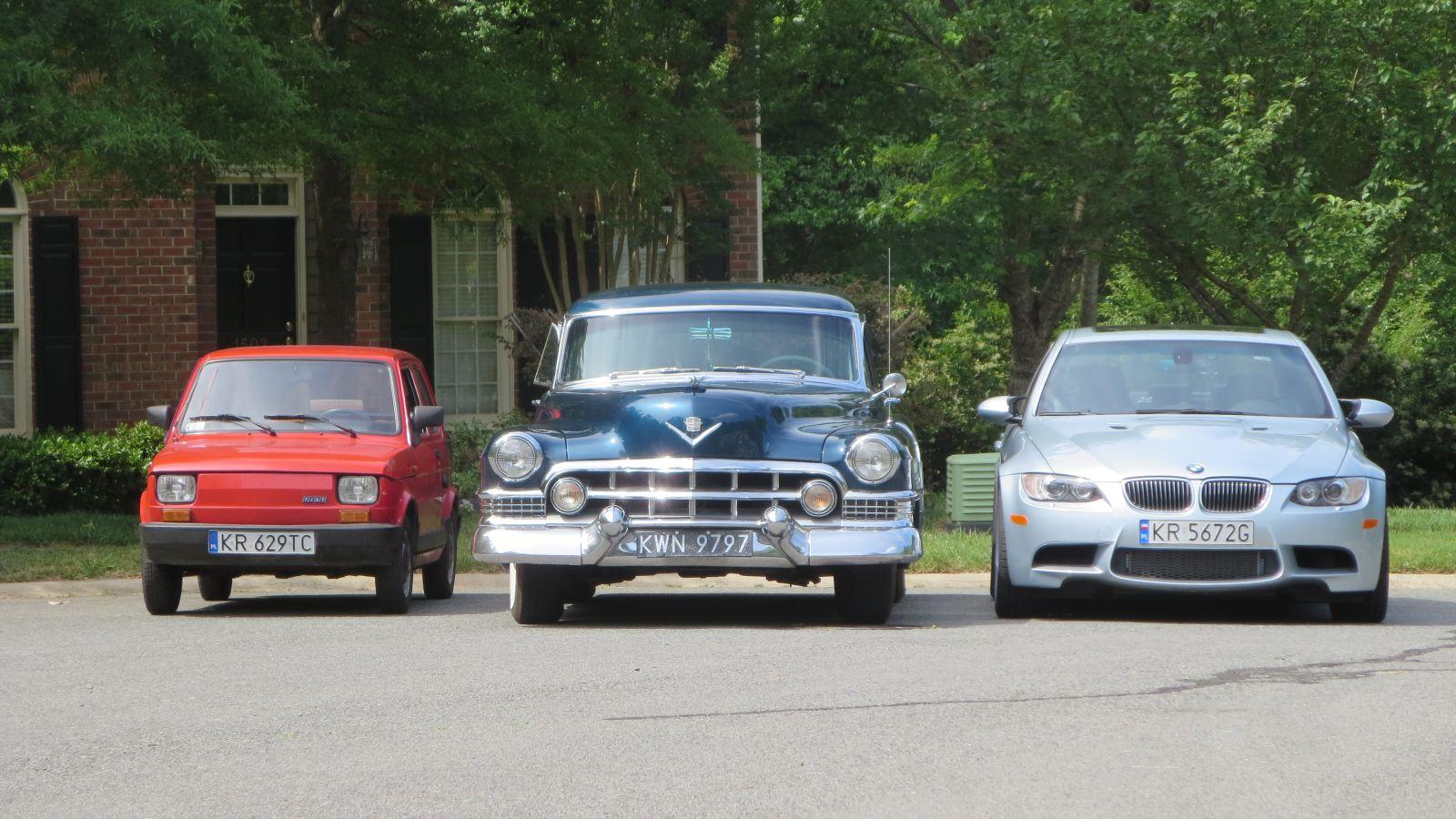 51 Cadillac Series 62 Sedan Antique Automobile Club Of America 1951 Img 2421