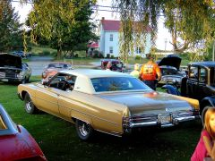 Dairyland, Sharon Springs, NY, Cruise in