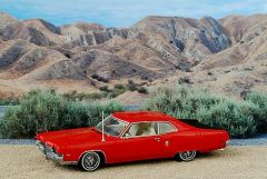 1969  Mercury Marauder Model