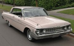 1961 Mercury Meteor 800 Coupe In Australia