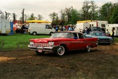 1959 Chrysler New Yorker 4 Door Sedan