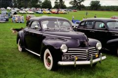 1941 Chrysler Coupe