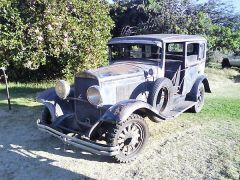 1930 chrysler 66 to restore