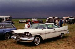1959 Plymouth Fury 2 Door Hardtop