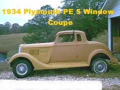 34 ply pe coupe