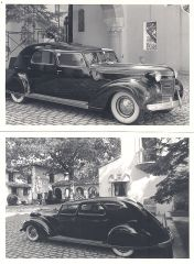 1937 Chrysler Imperial Town Car
