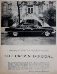1958 Crown Imperial