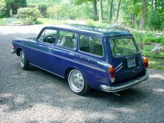 Selling our 1970 VW Squareback