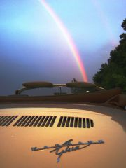 Surreal Rainbow Ghia