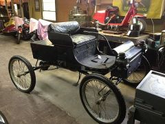 1902 Olds Curved Dash Olds