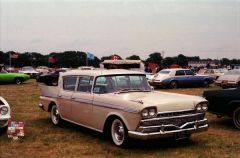1958 Rambler Ambassador 4 Door Sedan