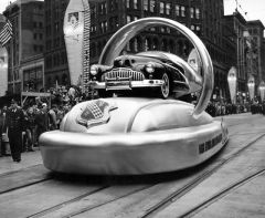 1946 Buick Float June 1 Detroit