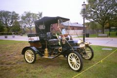 1911 Maxwell AB Runabout