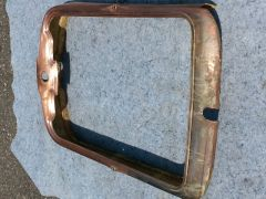 Grille shell bottom view