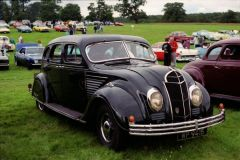 1935 Desoto Airflow Six 4 Door Sedan