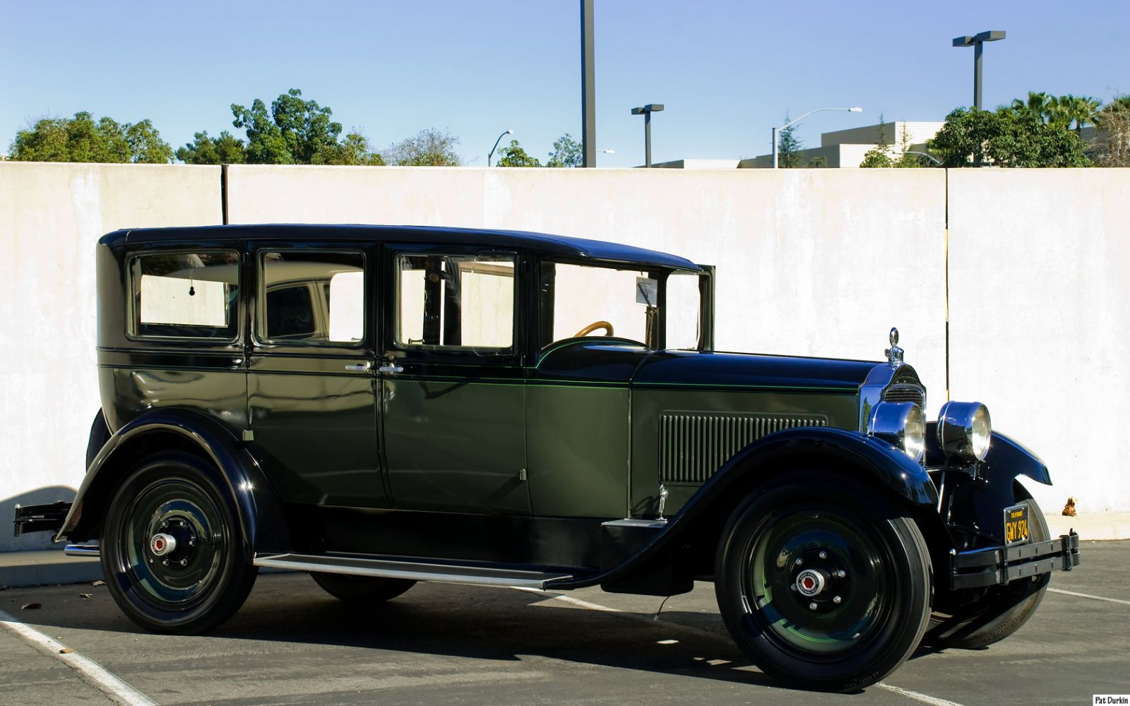 1927 Packard 6-Cylinder Touring Sedan - fvr 1a