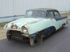 1955 Packard parts car