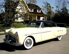 1952 Packard Mayfair 2-door Hardtop