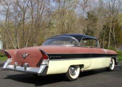 1956 Packard Executive HT