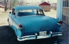 '55 Clipper Rear