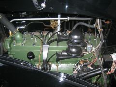 1939 Packard 120 Engine