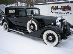 1933 Packard Club Sedan 1004