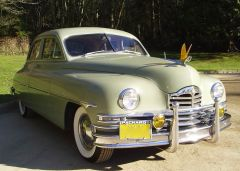1950 Packard Std. 8