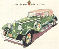 1932 Packard Victoria Ad
