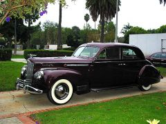 1941 Packard 180 LeBaron Sport Sedan