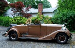1934 Packard Eight Model 719