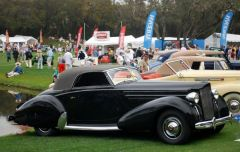1938 Packard 120 By Graber