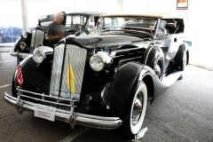 1937 Packard Twelve Sport Phaeton