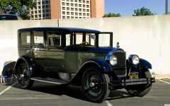 1927 Packard 6-Cylinder Touring Sedan - fvr 2b
