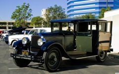 1927 Packard 6-Cylinder Touring Sedan - fvl