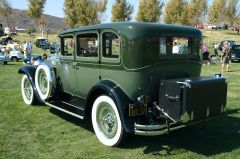1930 Packard 726 Sedan - rvl