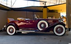1930 Packard 745 Roadster - RH side