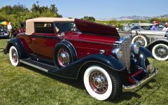 1933 Packard 1004 Super 8 Coupe-Roadster - fvr b