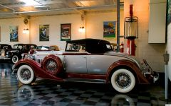 1934 Packard 1101 Convertible Coupe Roadster 2/4 - rvl
