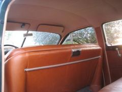 '41 Clipper, Leather Interior