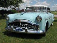 1952 Mayfair Sports Coupe