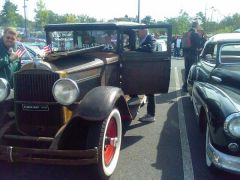 Packard 726 At Hershey 2009
