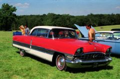 1956 Packard Four Hundred 2 Door Hardtop