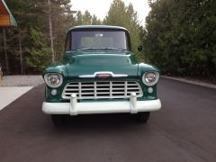 1956 Chevrolet 3100 Task Force Pickup